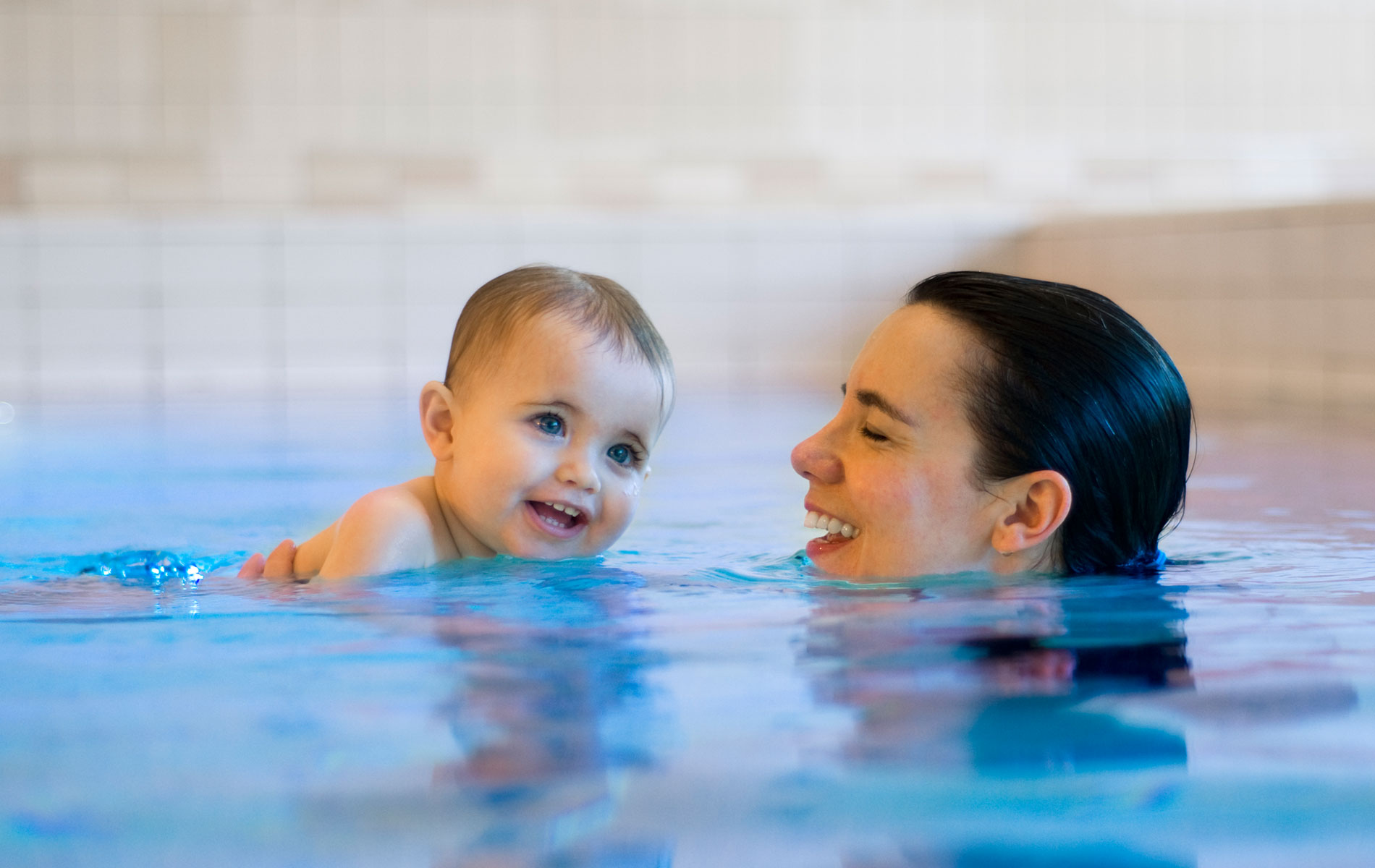 Swimming pool for infants: the benefits and harm 46